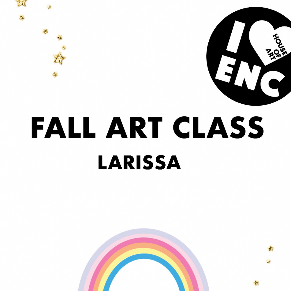 Load image into Gallery viewer, Larissa Art Class - Friday 3:30-5pm