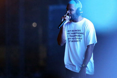Frank Ocean Releases Free Merch to Voters