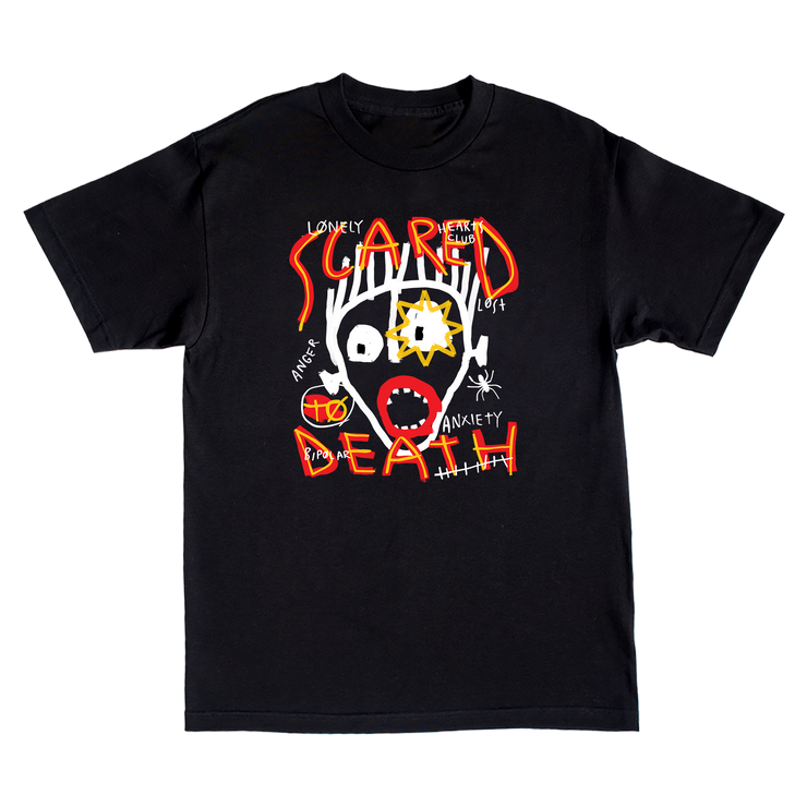 Scared To Death T-Shirt
