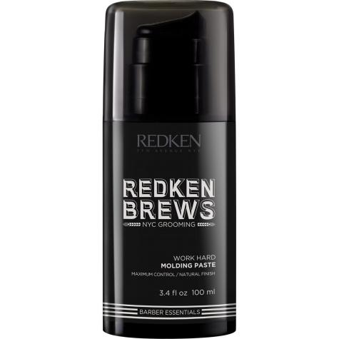 L'Oréal Redken Brews Work Hard Molding Paste