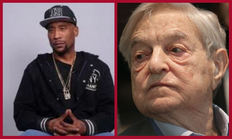 Rapper Lord Jamar: 'George Soros Using Black Lives Matter to Control Us – It's NOT Our Movement'