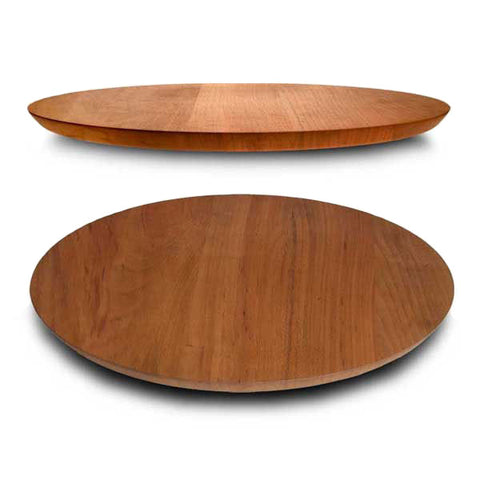 Arezzo Cutting Board - 35.5 cm Diameter - Handcrafted in Italy - Cherry Wood