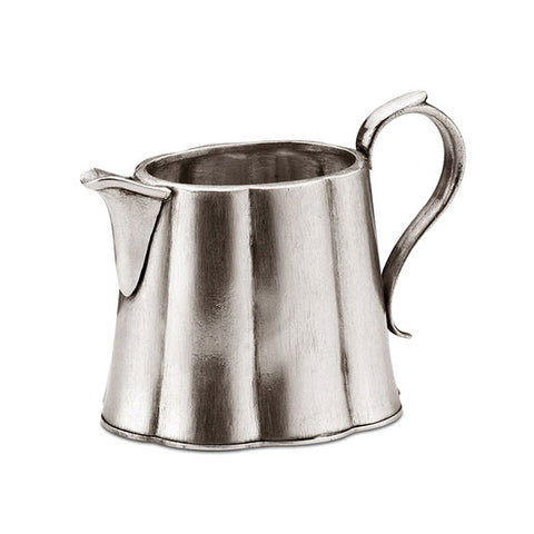 Britannia Creamer - 20 cl - Handcrafted in Italy - Pewter