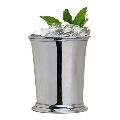 Julep Tumbler - 30 cl - Handcrafted in Italy - Pewter