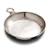 Lugana Bowl / Tastevin - 15 cm Diameter - Handcrafted in Italy - Pewter