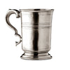 Piemonte Tankard - 30 cl - Handcrafted in Italy - Pewter