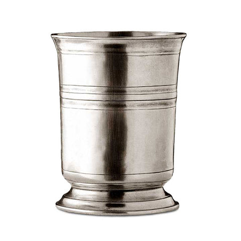 Piemonte Tumbler - 45 cl - Handcrafted in Italy - Pewter