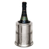 Piemonte Wine Glacette/Cooler - 12 cm Diameter - Handcrafted in Italy - Pewter