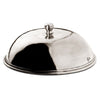 Ravenna Cloche - 25 cm Diameter - Handcrafted in Italy - Pewter