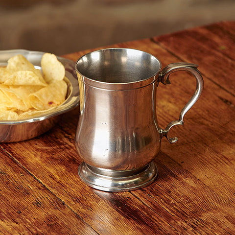 Scozia Tankard - 50 cl - Handcrafted in Italy - Pewter