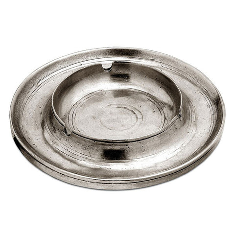 Vulcano Ashtray - 20 cm - Handcrafted in Italy - Pewter