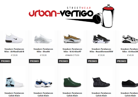 Boutique-urban-vertigo-sneakers