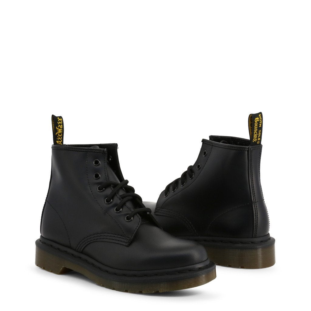 Bottes en cuir chunky - Dr Martens 101SMOOTH
