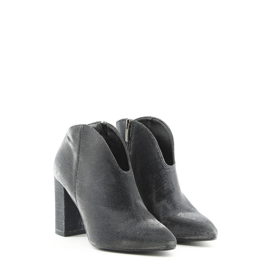 Bottines à talon - Gris - Made in Italia VIVIANA