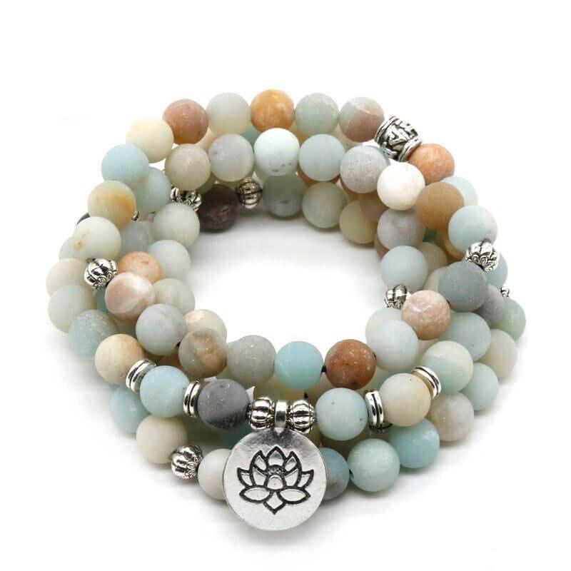 Bracelet en perles <br> The path