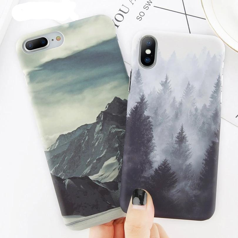 Coque iPhone <br> Landscape