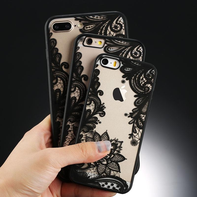 Coque iPhone <br> Sexy Floral