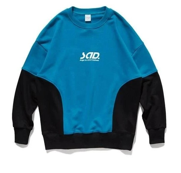 Sweatshirt Streetwear <br> SAD.