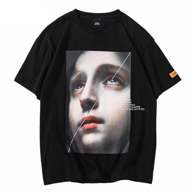 T shirt Streetwear <br> Little Girl