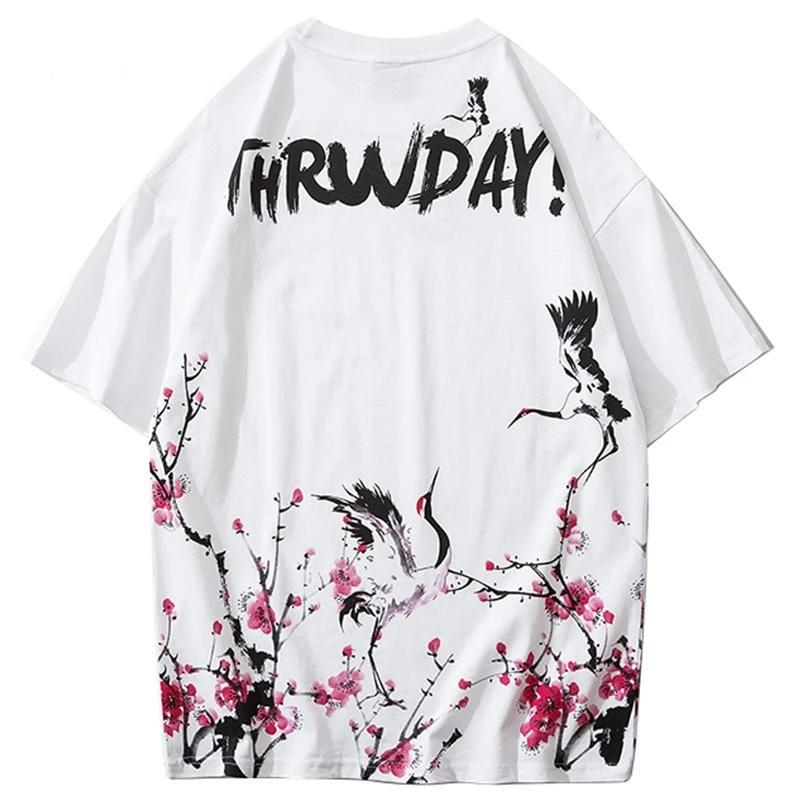 T-shirt Streetwear <br> ThrwDay!