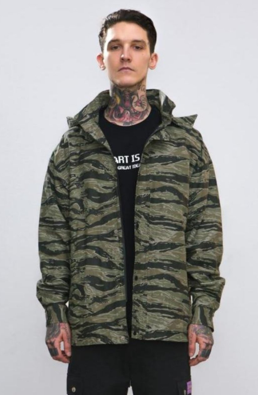 Veste Streetwear <br> No way