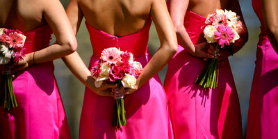 WAYS TO REQUIRE A COLOR THEME FROM YOUR WEDDING GUESTS