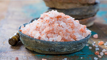 Load image into Gallery viewer, Basil Infused Himalayan Pink Salt