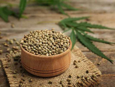 Bhang (Hemp) Seeds