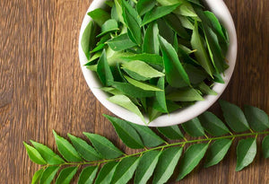 Curry Leaves (Kadi Patta) Salt