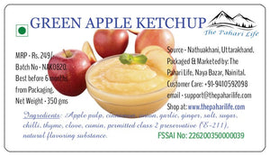 Green Apple Ketchup