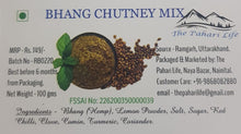 Load image into Gallery viewer, Bhang Chutney Mix