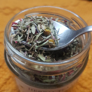 Herbal Tea Infusion