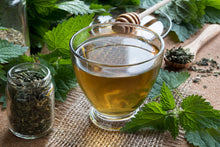 Load image into Gallery viewer, Organic Nettle Leaf Tea