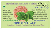 Load image into Gallery viewer, Oregano Infused Himalayan Pink Salt