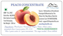 Load image into Gallery viewer, Peach Concentrate