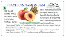 Load image into Gallery viewer, Peach Cinnamon Jam