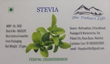 Load image into Gallery viewer, Stevia Leaves