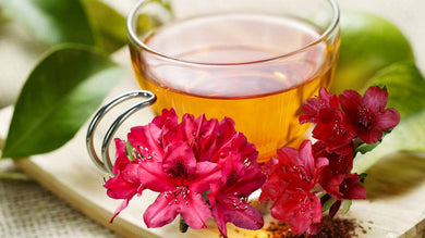 Rhododendron Tea ( Dried Rhododendron Flowers)