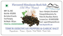 Load image into Gallery viewer, Timur (Szechuan Pepper) & Garlic Salt