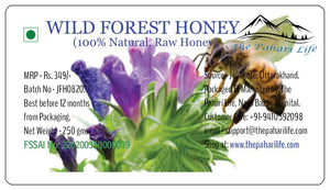 Himalayan Wild Forest Honey