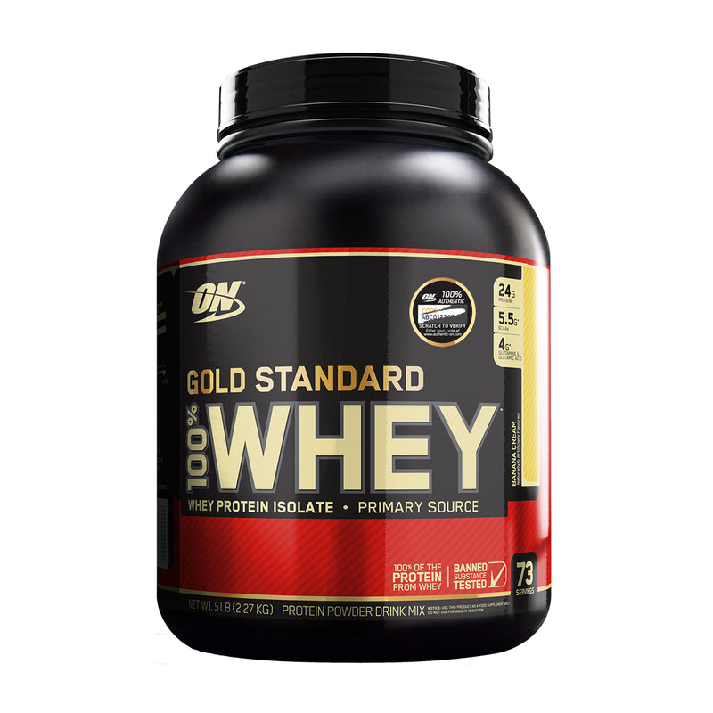 Gold Standard 100% Whey Protein (5 Lb)