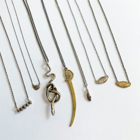 Datter Necklaces
