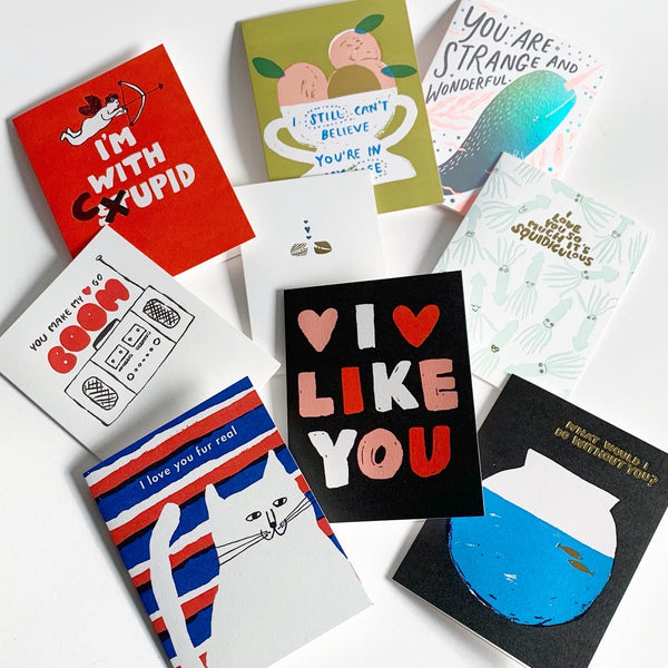 Greeting Cards: More Love