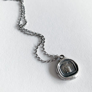 S.W.A.L.K. Justice Necklace