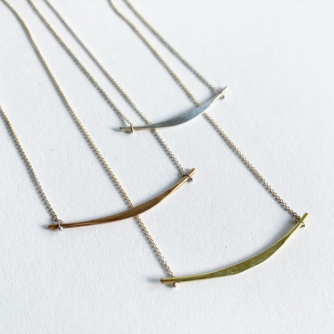Kiersten Crowley Arc Necklaces