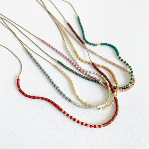 ORU Strand Necklaces