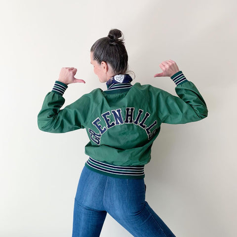 Greenhills Athletic Jacket