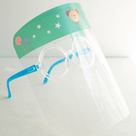 Childrens Face Shield by Touché | 2 Pack.