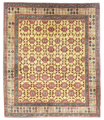 Origins of Rug Designs: Khotan