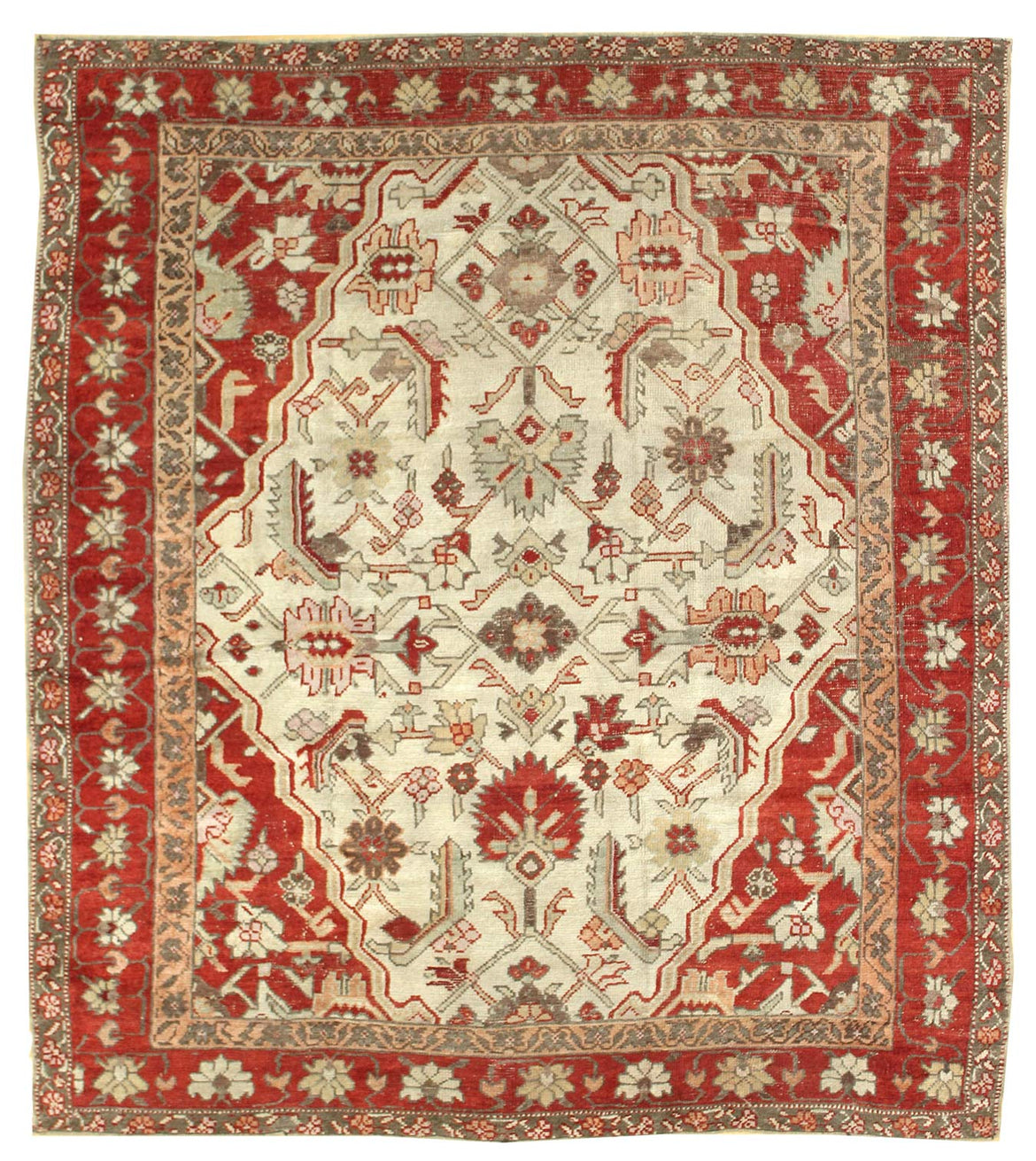 The History of Oushak Rugs and Their Beautiful Features